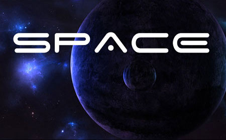 Шрифт - Space
