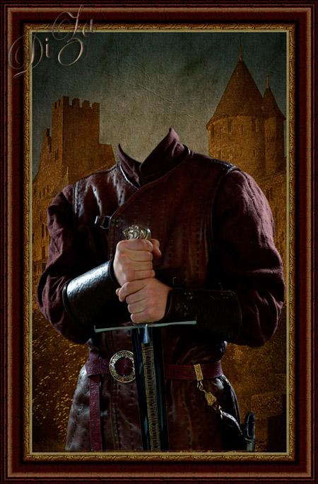 Рамка для фото рыцарь онлайн