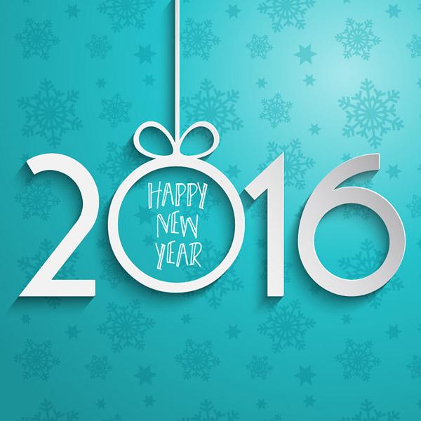 Надпись с новым 2016 годом картинки