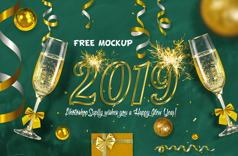 Аватарка, шапка, шрифты, календари 2019,все для фотошопа, photoshop, psd, макеты