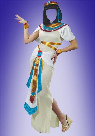 шаблон женский костюм