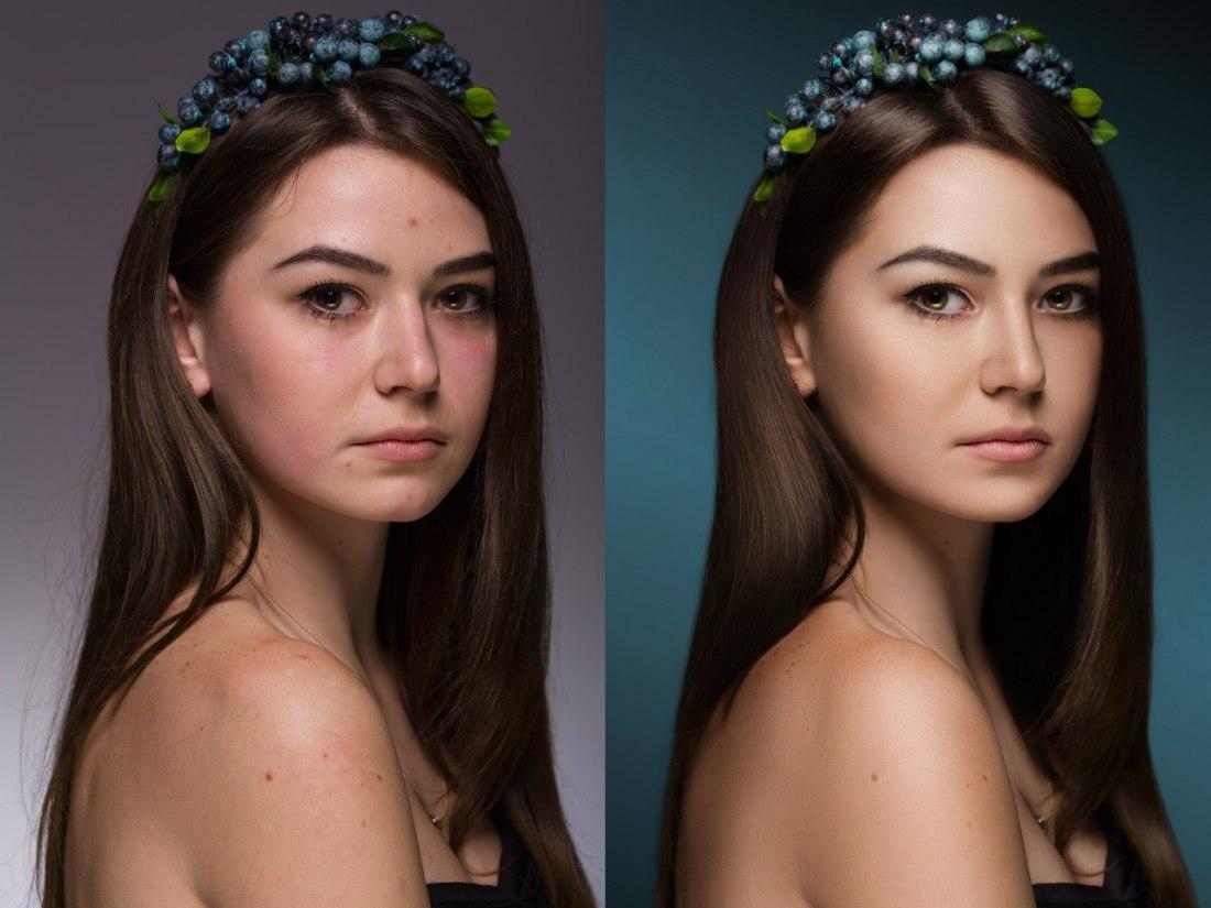 Как в фотошопе сделать объемней волосы Красивые волосы в Фотошоп Чудеса на фото