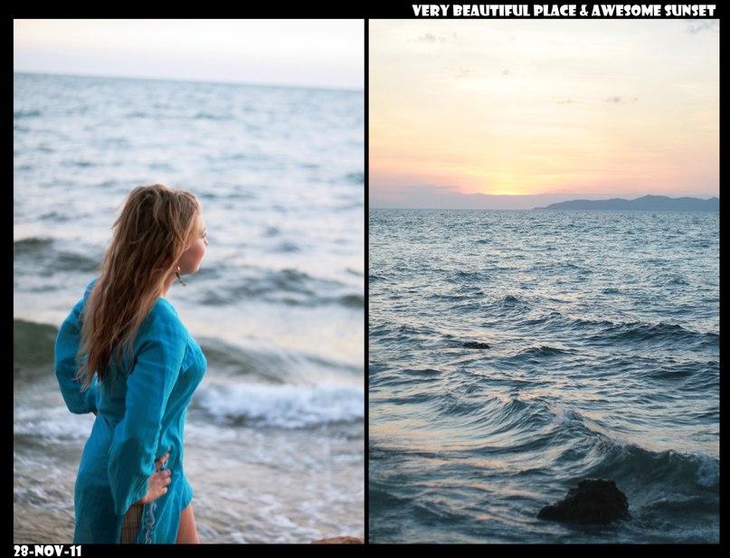 две фотографии в одной фотошоп: