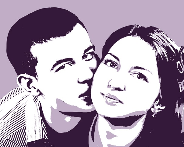 Как сделать фотографию в стиле поп арт ...: www.photoshop-master.ru/forum/index.php/topic/52580-kak-sdelat...
