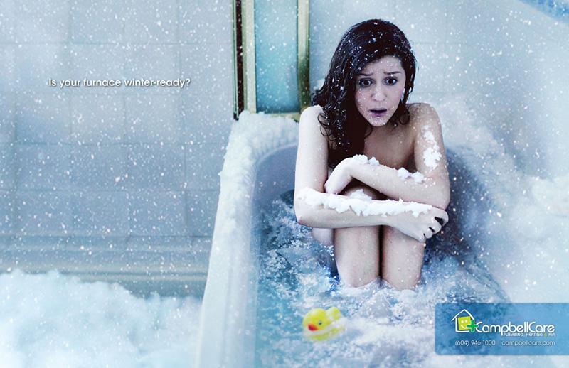 Как сделать чтобы не замерзла вода в доме
