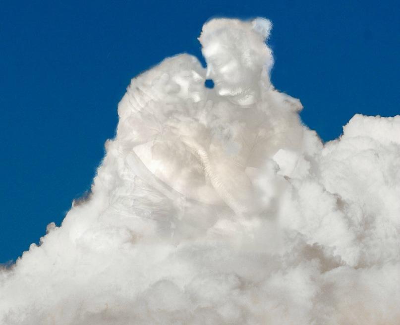 Подскажите как превратить человека в облако) - Форум сайта фотошоп-мастер