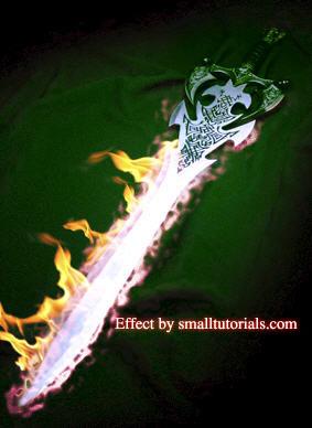Урок: Магический меч 1