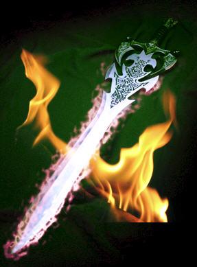 Урок: Магический меч 16