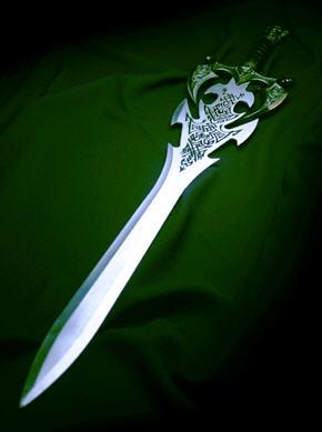 Урок: Магический меч 5