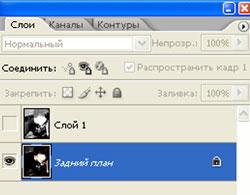 Мигающая аватарка Hide_layer