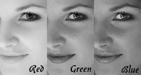 Профессиональная ретушь кожи лица с сохранением естественной текстуры