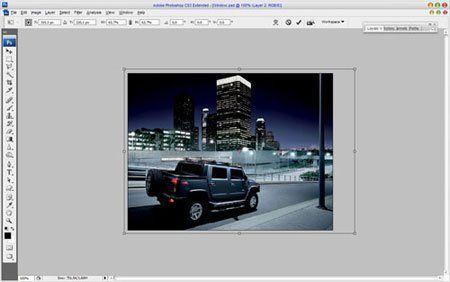 Рисуем на запотевшем стекле в Фотошоп 5