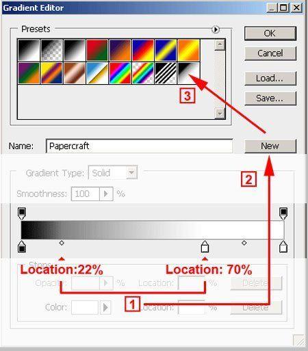 Как сделать градиентный текст в фотошопе