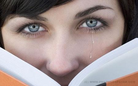 Смотреть изображение файла Слёзы на лице