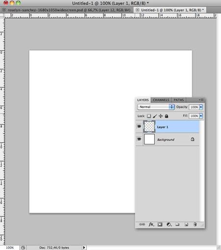 Необычный портрет со световыми эффектами в Фотошоп - уроки фотошоп