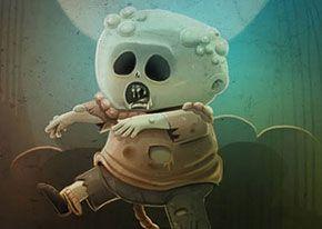 Рисуем зомби в Фотошоп / Фотошоп-мастер