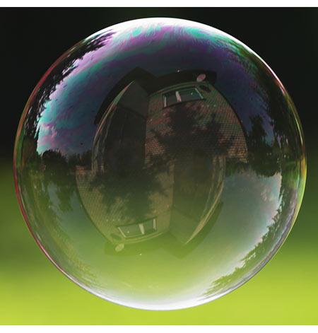 Как сделать мыльные пузыри в фотошопе