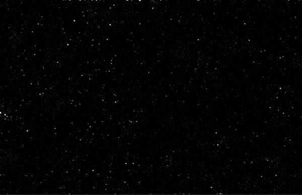 Анимация звездное небо фотошоп