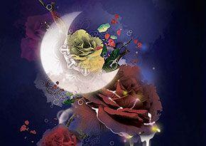 Создаём цветочный постер в Фотошоп