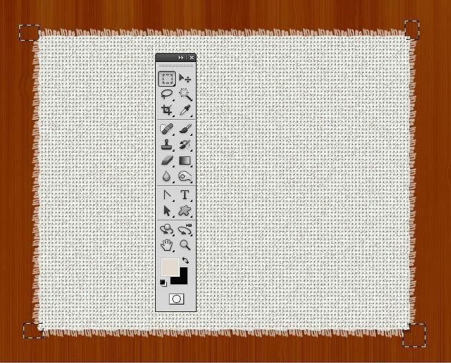 Как сделать бахрому на вышивке