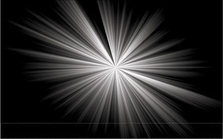 Как сделать в фотошопе солнечные лучи