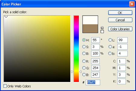 Рисовать рисунок на окне